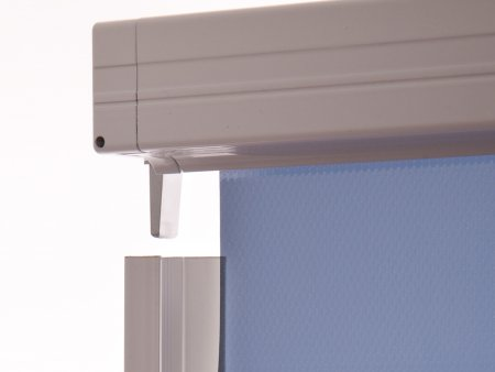 Easy installation: Head box insertion into glued-on side guides Compact-Line