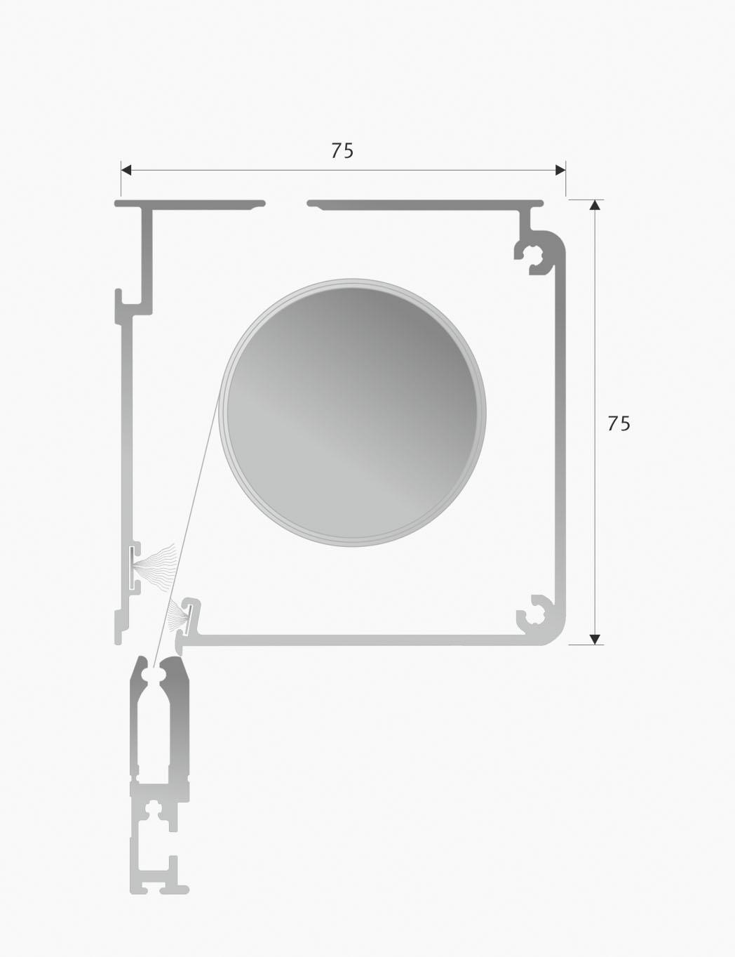 rollos f rs bad rollos f r t ren rollos f r gro e. Black Bedroom Furniture Sets. Home Design Ideas